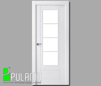 Puerta lacada abatible Alcorcón LVD6 V-4 8514