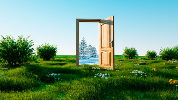 Las mejores puertas para aislar la vivienda